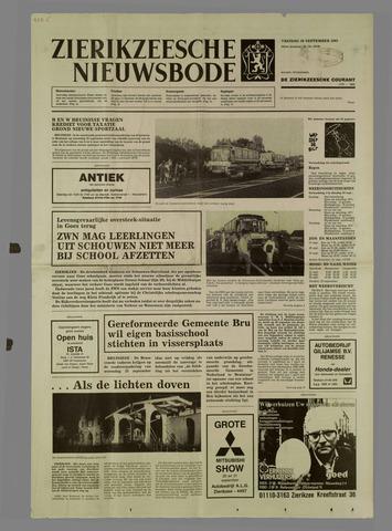 Zierikzeesche Nieuwsbode 1985-09-20