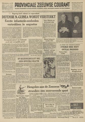 Provinciale Zeeuwse Courant 1960-04-28