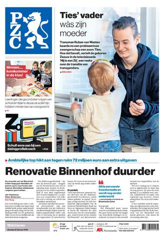 Provinciale Zeeuwse Courant 2019-02-12