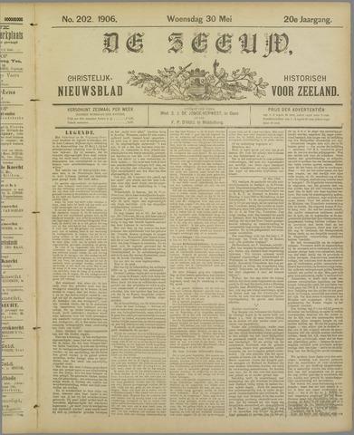 De Zeeuw. Christelijk-historisch nieuwsblad voor Zeeland 1906-05-30