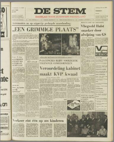 de Stem 1971-02-06