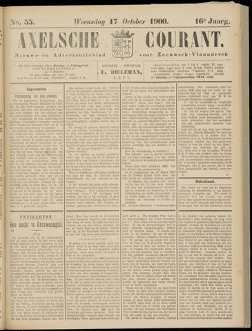 Axelsche Courant 1900-10-17