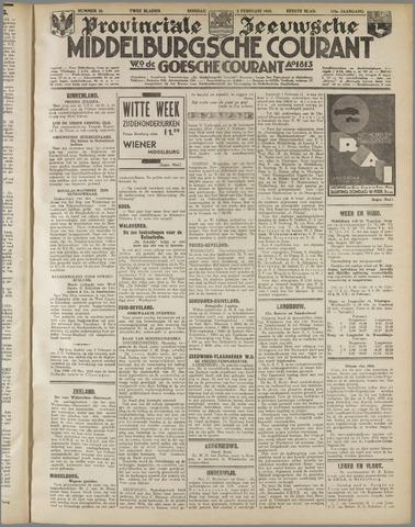 Middelburgsche Courant 1935-02-05