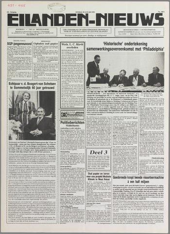 Eilanden-nieuws. Christelijk streekblad op gereformeerde grondslag 1990-01-30