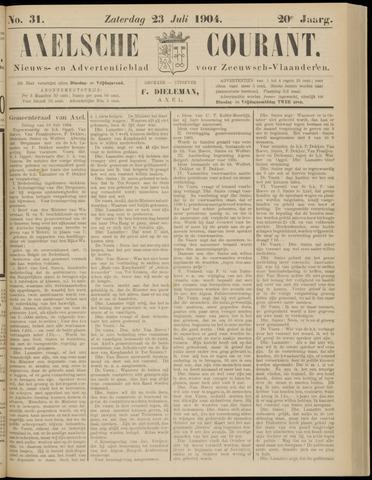 Axelsche Courant 1904-07-23