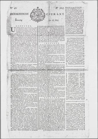Zierikzeesche Courant 1807