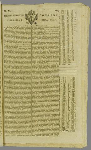 Middelburgsche Courant 1807-06-30