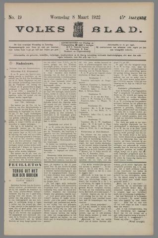 Volksblad 1922-03-08