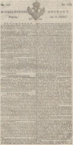 Middelburgsche Courant 1763-10-18