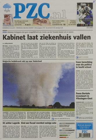 Provinciale Zeeuwse Courant 2011-05-26