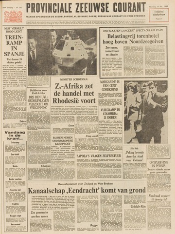 Provinciale Zeeuwse Courant 1966-12-19
