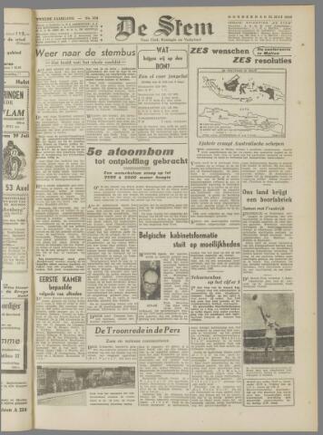 de Stem 1946-07-25