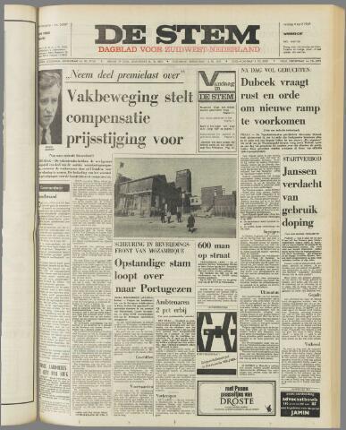 de Stem 1969-04-04