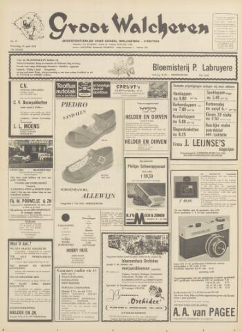Groot Walcheren 1972-04-19