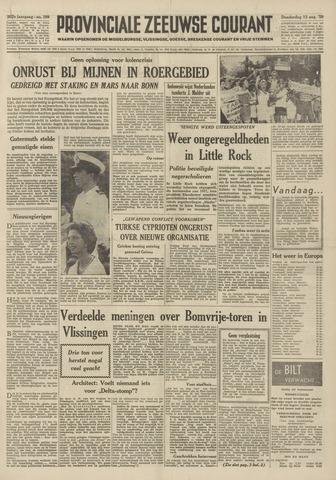 Provinciale Zeeuwse Courant 1959-08-13