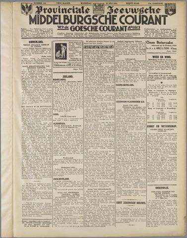 Middelburgsche Courant 1933-07-12