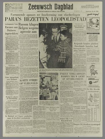 Zeeuwsch Dagblad 1960-07-14