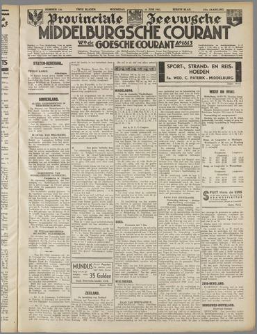 Middelburgsche Courant 1933-06-14