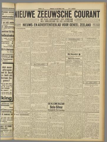 Nieuwe Zeeuwsche Courant 1932-11-22