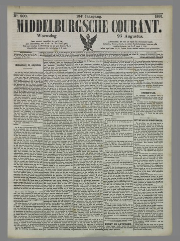 Middelburgsche Courant 1891-08-26