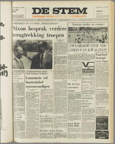 de Stem 1969-07-31