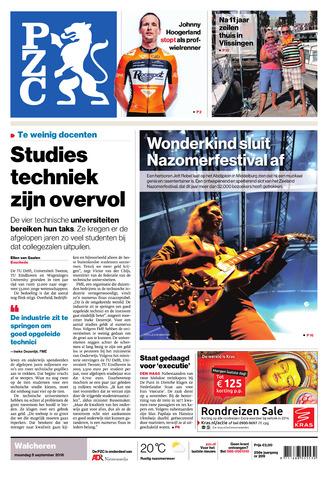 Provinciale Zeeuwse Courant 2016-09-05
