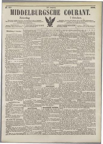 Middelburgsche Courant 1899-10-07