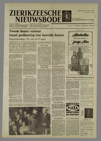 Zierikzeesche Nieuwsbode 1965-11-11