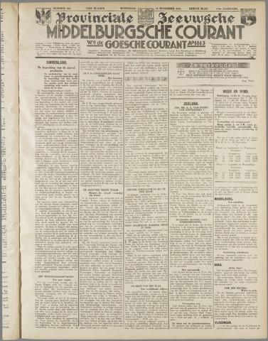 Middelburgsche Courant 1935-11-13