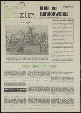 Zeeuwsch landbouwblad ... ZLM land- en tuinbouwblad 1990-03-30
