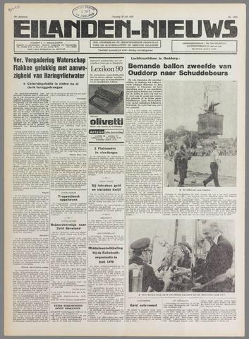 Eilanden-nieuws. Christelijk streekblad op gereformeerde grondslag 1976-07-20