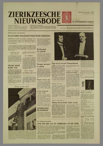 Zierikzeesche Nieuwsbode 1972-12-12