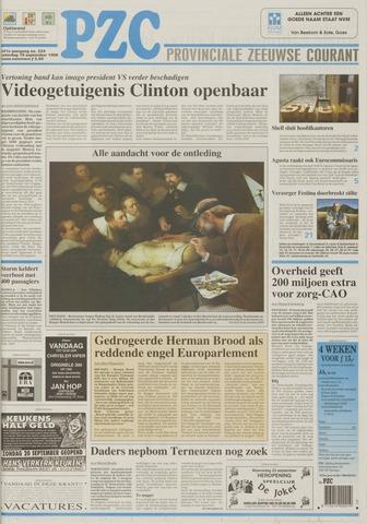 Provinciale Zeeuwse Courant 1998-09-19