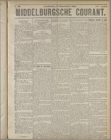 Middelburgsche Courant 1921-12-15