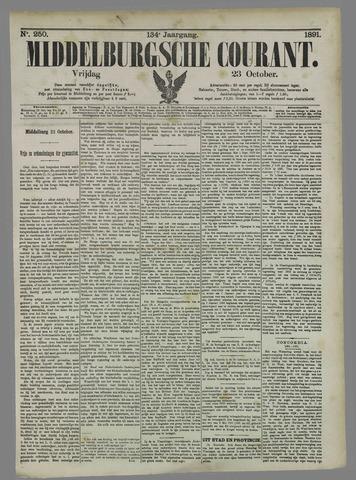 Middelburgsche Courant 1891-10-23