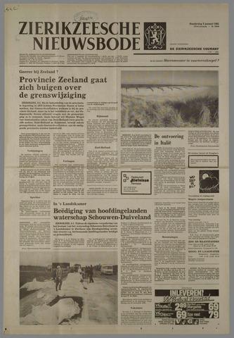 Zierikzeesche Nieuwsbode 1981-01-08