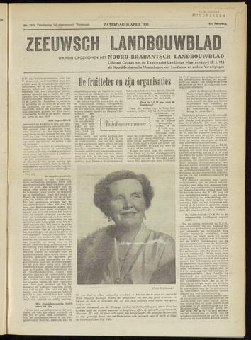 Zeeuwsch landbouwblad ... ZLM land- en tuinbouwblad 1955-04-30