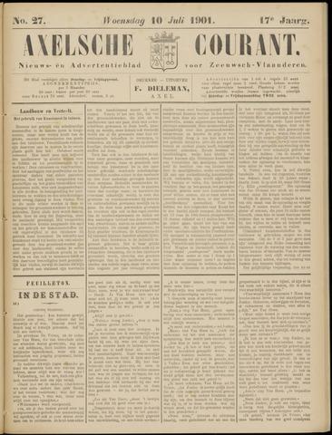 Axelsche Courant 1901-07-10