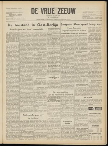 de Vrije Zeeuw 1953-06-19