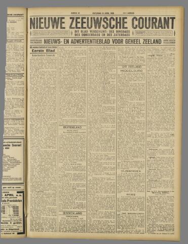 Nieuwe Zeeuwsche Courant 1926-04-10