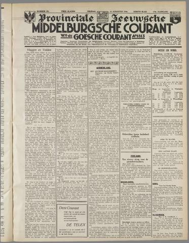 Middelburgsche Courant 1936-08-14