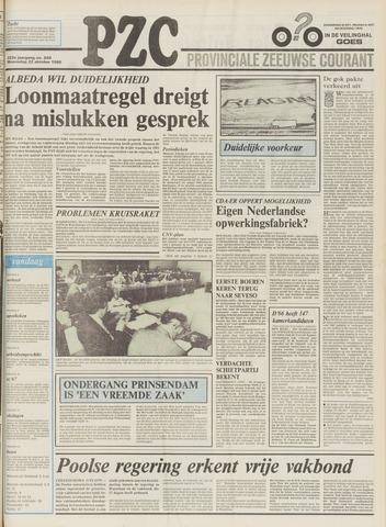 Provinciale Zeeuwse Courant 1980-10-22