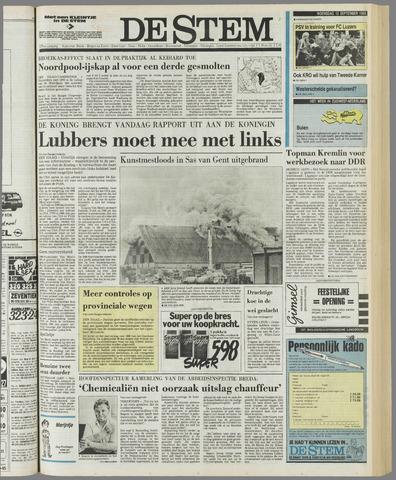 de Stem 1989-09-13