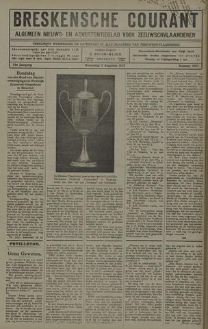 Breskensche Courant 1925-08-05