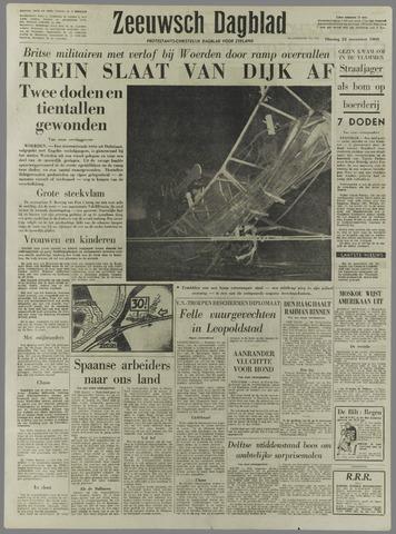 Zeeuwsch Dagblad 1960-11-22