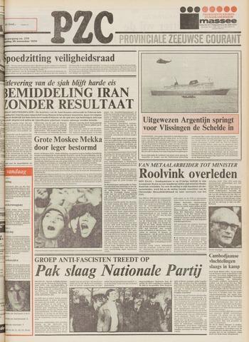 Provinciale Zeeuwse Courant 1979-11-26