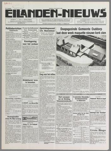 Eilanden-nieuws. Christelijk streekblad op gereformeerde grondslag 1990-08-14