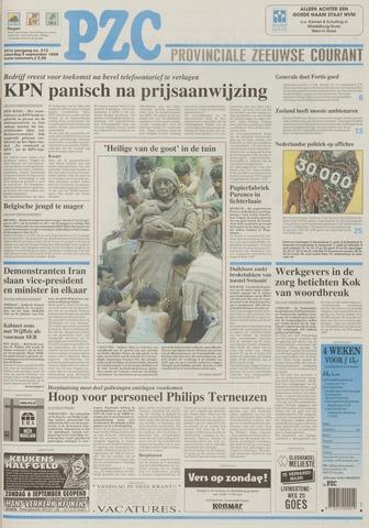 Provinciale Zeeuwse Courant 1998-09-05