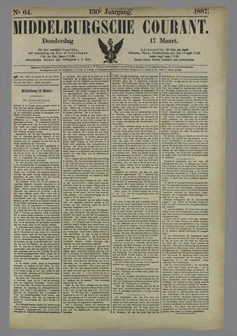Middelburgsche Courant 1887-03-17
