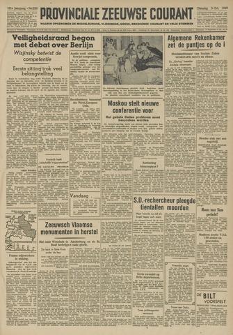 Provinciale Zeeuwse Courant 1948-10-05